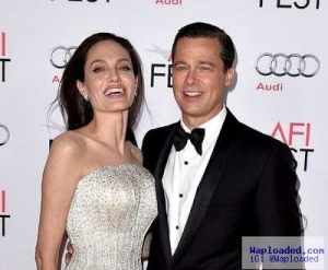 OH MY! You guys need to see Brad Pitt and Angelina Jolie
